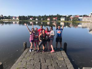 Well done to every Reykjavic Runner for completing their own challenges!